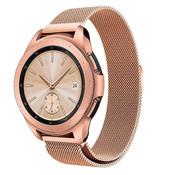 Samsung Galaxy Watch Milanese band 42mm (rosé goud)