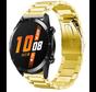 Huawei Watch GT stalen band (goud)