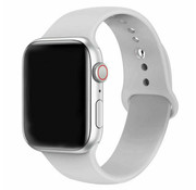 Apple Watch silicone band (grijs)
