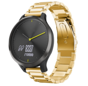 Garmin Vivomove HR stalen band (goud)