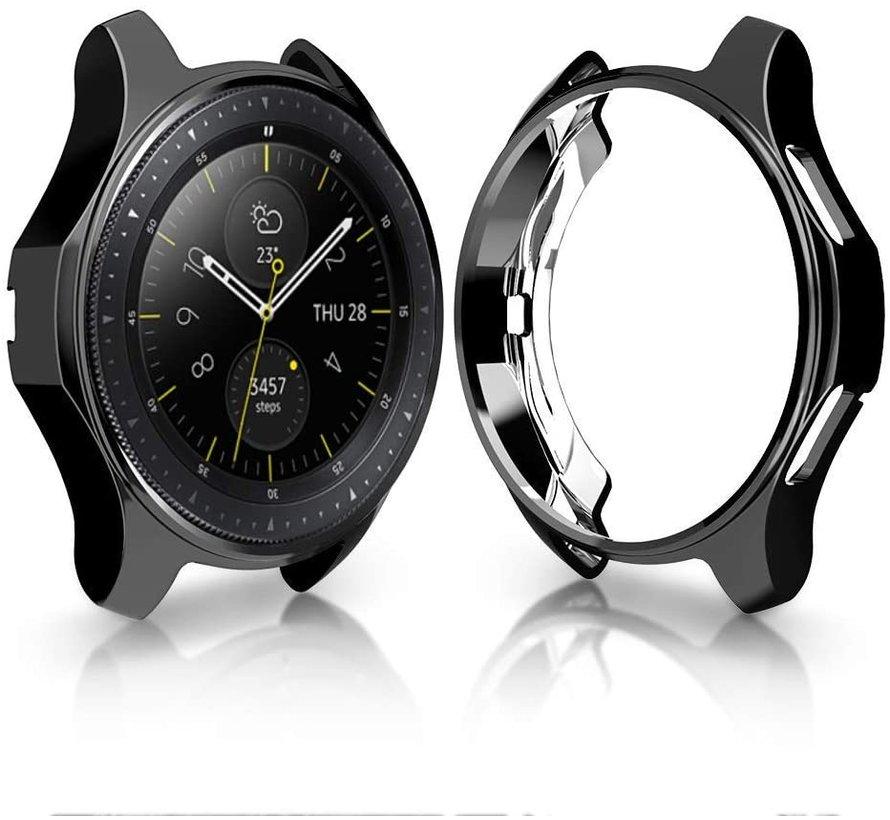 Samsung Galaxy Watch silicone case 42mm (zwart)
