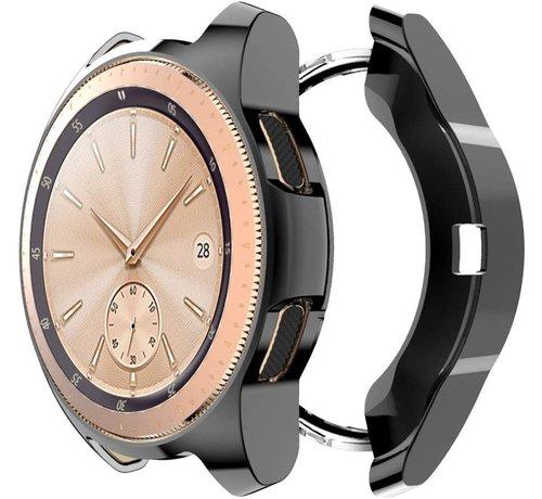 Strap-it® Strap-it® Samsung Galaxy Watch silicone case 42mm (zwart)