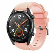 Huawei Watch GT siliconen bandje (roze)