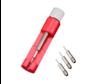 Strap-it® Horloge schakel pin toolkit (rood)