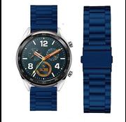 Huawei Watch GT stalen band (blauw)