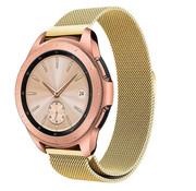 Samsung Galaxy Watch Milanese band 41mm / 42mm (goud)