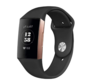 Strap-it® Fitbit Charge 4 sportband (zwart)