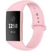 Strap-it® Fitbit Charge 4 sportband (roze)