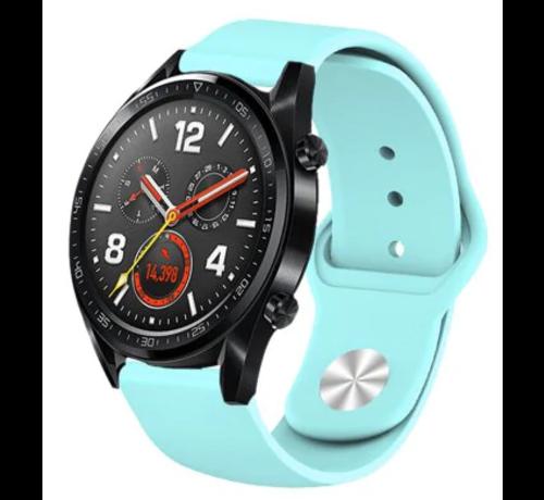 Strap-it® Strap-it® Huawei Watch GT sport band (aqua)