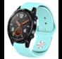 Strap-it® Huawei Watch GT sport band (aqua)