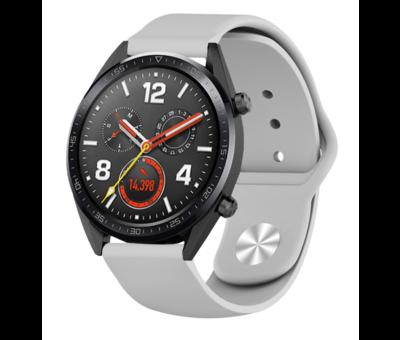 Strap-it® Strap-it® Huawei Watch GT sport band (grijs)