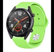 Huawei Watch GT sport band (lichtgroen)