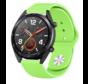 Strap-it® Huawei Watch GT sport band (lichtgroen)