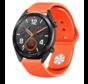 Strap-it® Huawei Watch GT sport band (oranje)