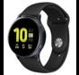 Strap-it® Samsung Galaxy Watch Active sport band (zwart)