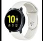 Strap-it® Samsung Galaxy Watch Active sport band (wit)