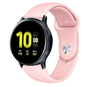 Strap-it® Samsung Galaxy Watch Active sport band (roze)