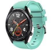 Huawei Watch GT siliconen bandje (aqua)