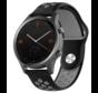 Strap-it® Garmin Vivomove HR sport band (zwart/grijs)