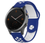Strap-it® Garmin Vivomove HR sport band (blauw/wit)