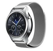 Samsung Gear S3 Milanese band (zilver)