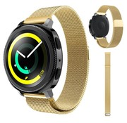Samsung Gear Sport Milanese band (goud)