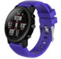 Strap-it® Xiaomi Amazfit Pace silicone band (paars)