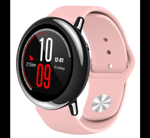 Strap-it® Strap-it® Xiaomi Amazfit Pace sport band (roze)