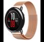 Strap-it® Xiaomi Amazfit Pace Milanese band (rosé goud)