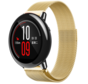 Strap-it® Xiaomi Amazfit Pace Milanese band (goud)