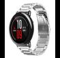 Strap-it® Xiaomi Amazfit Pace stalen band (zilver)