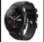 Strap-it® Xiaomi Amazfit Stratos silicone band (zwart)