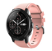 Strap-it® Xiaomi Amazfit Stratos silicone band (roze)