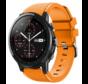 Strap-it® Xiaomi Amazfit Stratos silicone band (oranje)