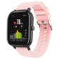 Strap-it® Xiaomi Amazfit GTS silicone band (roze)