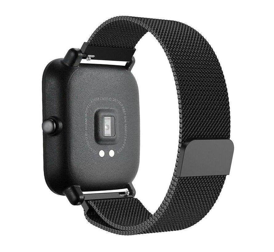 Xiaomi Amazfit GTS Milanese band (zwart)