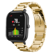 Xiaomi Amazfit GTS stalen band (goud)