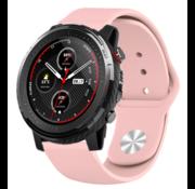 Strap-it® Xiaomi Amazfit Stratos sport band (roze)