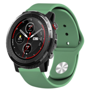 Strap-it® Xiaomi Amazfit Stratos sport band (legergroen)