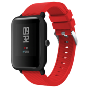 Xiaomi Amazfit Bip silicone band (rood)