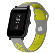 Xiaomi Amazfit Bip sport band (grijs/geel)