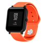 Strap-it® Xiaomi Amazfit Bip sport band (oranje)