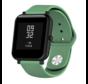 Strap-it® Xiaomi Amazfit Bip sport band (legergroen)