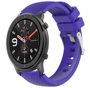 Strap-it® Xiaomi Amazfit GTR silicone band (paars)