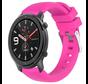 Strap-it® Xiaomi Amazfit GTR silicone band (knalroze)