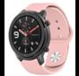 Strap-it® Xiaomi Amazfit GTR sport band (roze)