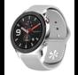 Strap-it® Xiaomi Amazfit GTR sport band (grijs)