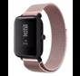 Strap-it® Xiaomi Amazfit Bip Milanese band (roze)