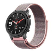 Strap-it® Xiaomi Amazfit GTR nylon band (pink sand)