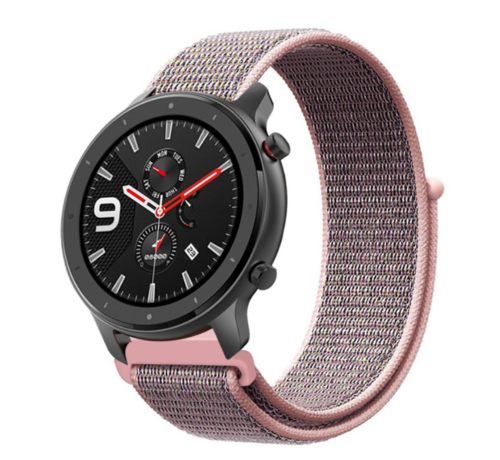 Xiaomi Amazfit GTR nylon band (pink sand)